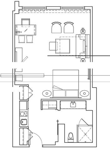 Gansevoort - Floorplan 5