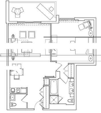 Gansevoort - Floorplan 6
