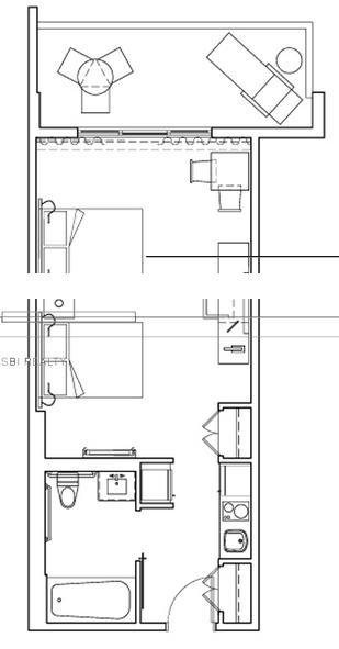 Gansevoort - Floorplan 7