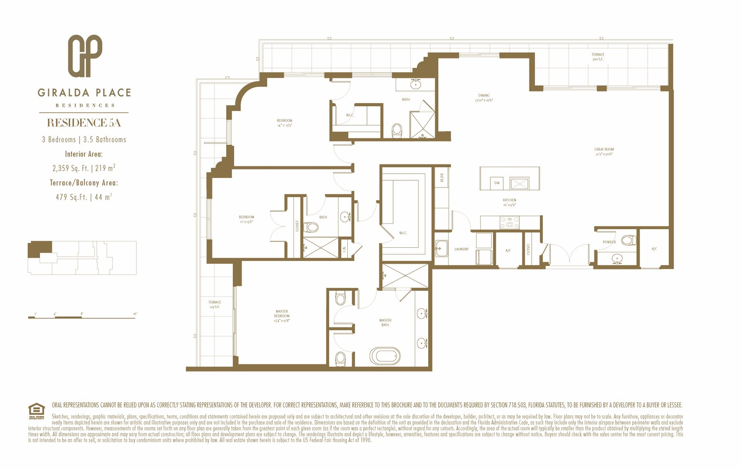 Giralda Place - Floorplan 4