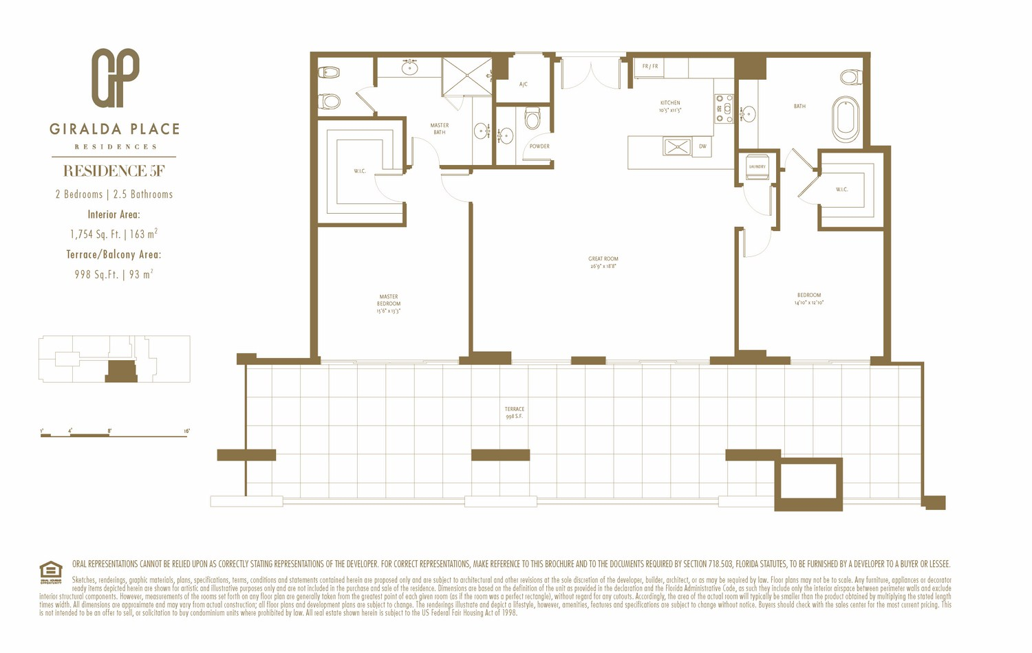 Giralda Place - Floorplan 5