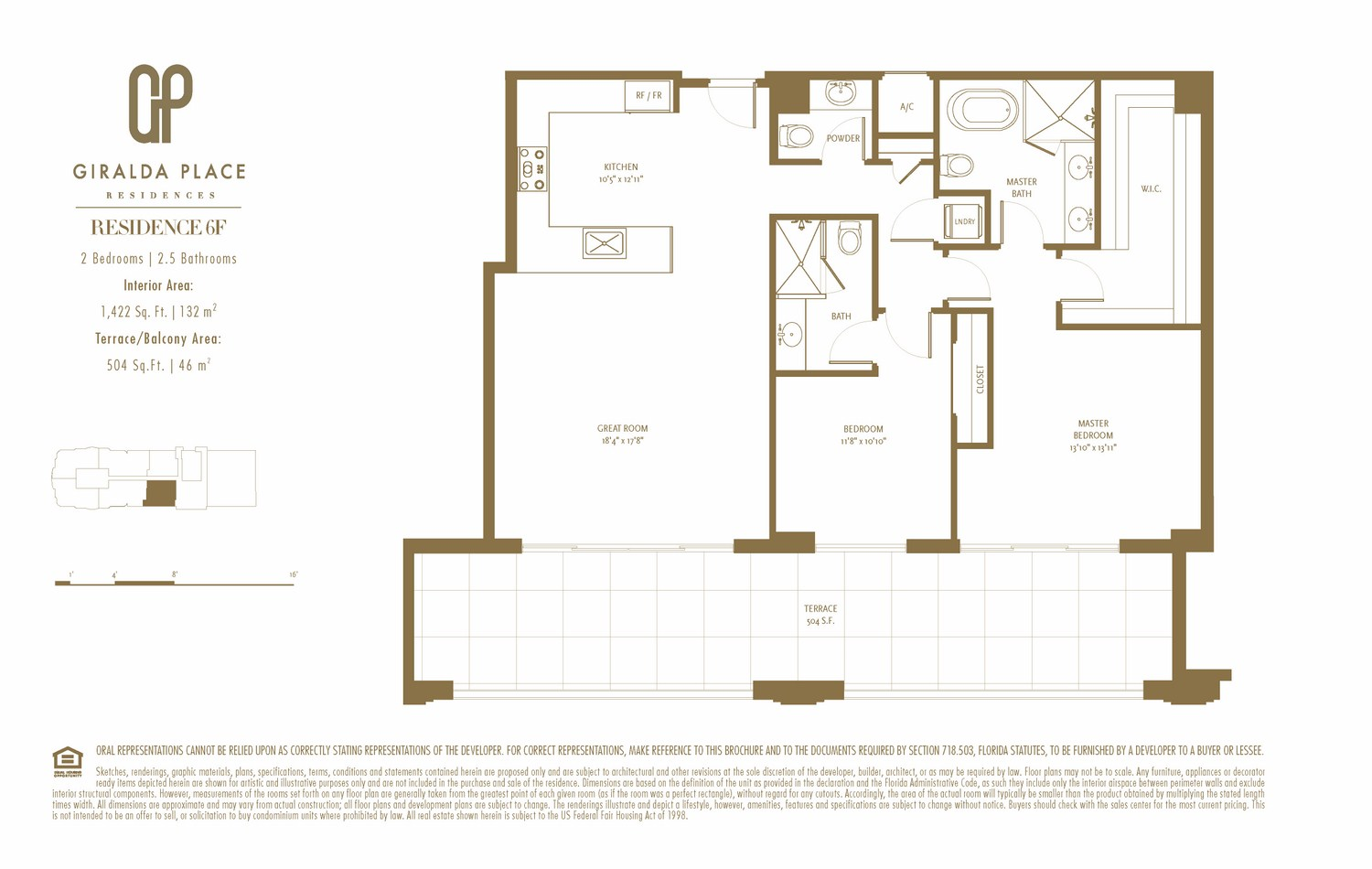 Giralda Place - Floorplan 6