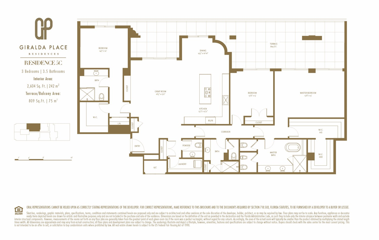 Giralda Place - Floorplan 9