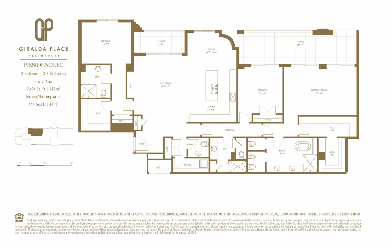 Giralda Place - Floorplan 11
