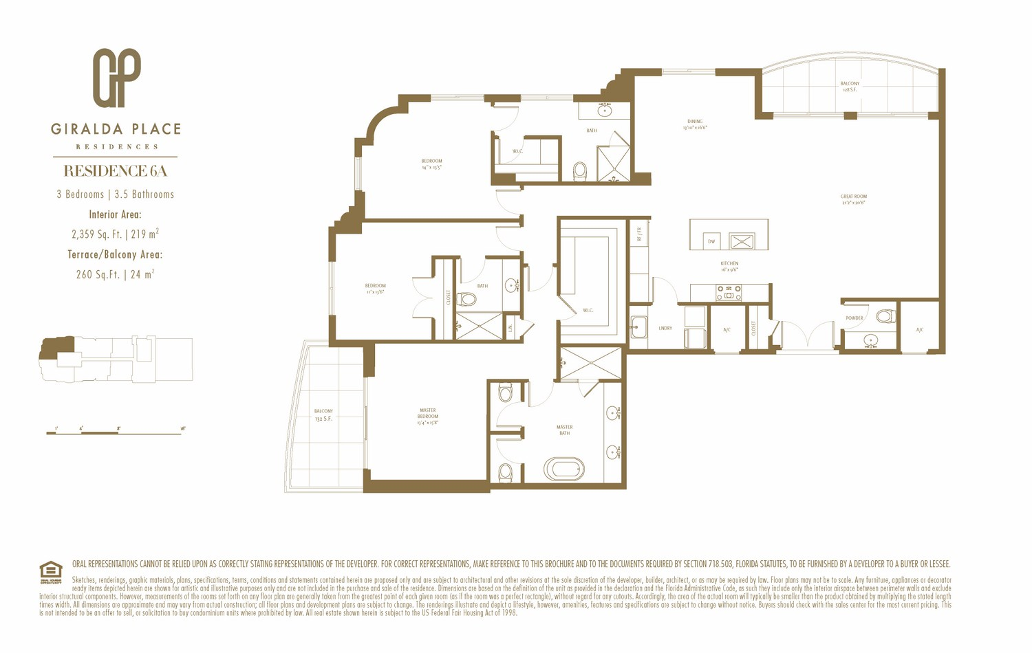 Giralda Place - Floorplan 2