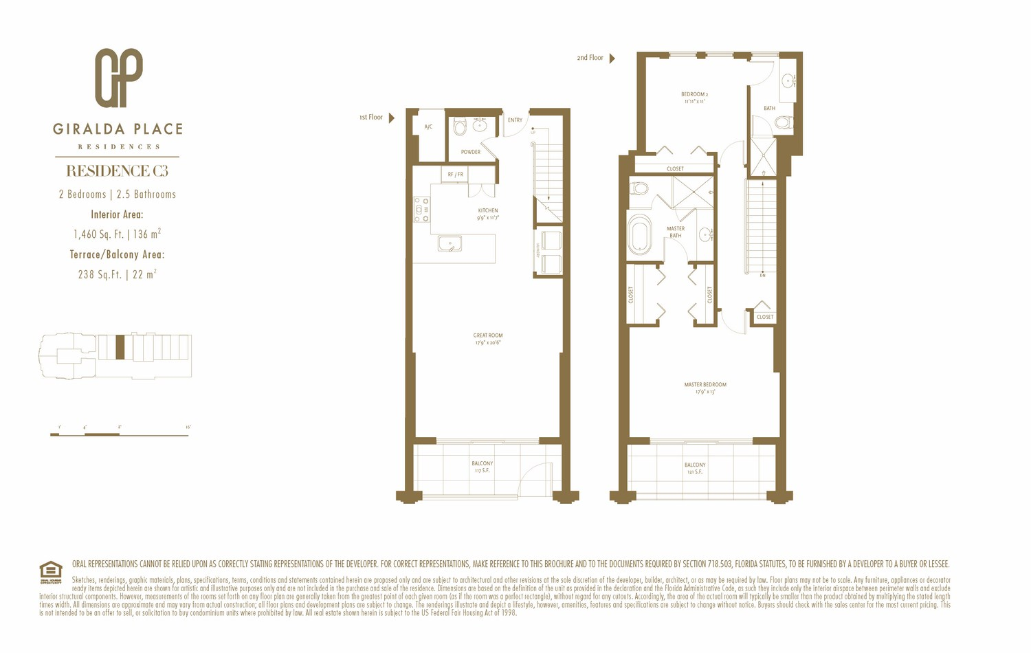 Giralda Place - Floorplan 7