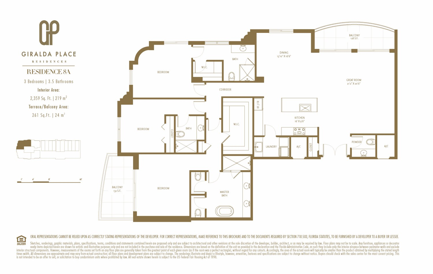 Giralda Place - Floorplan 10