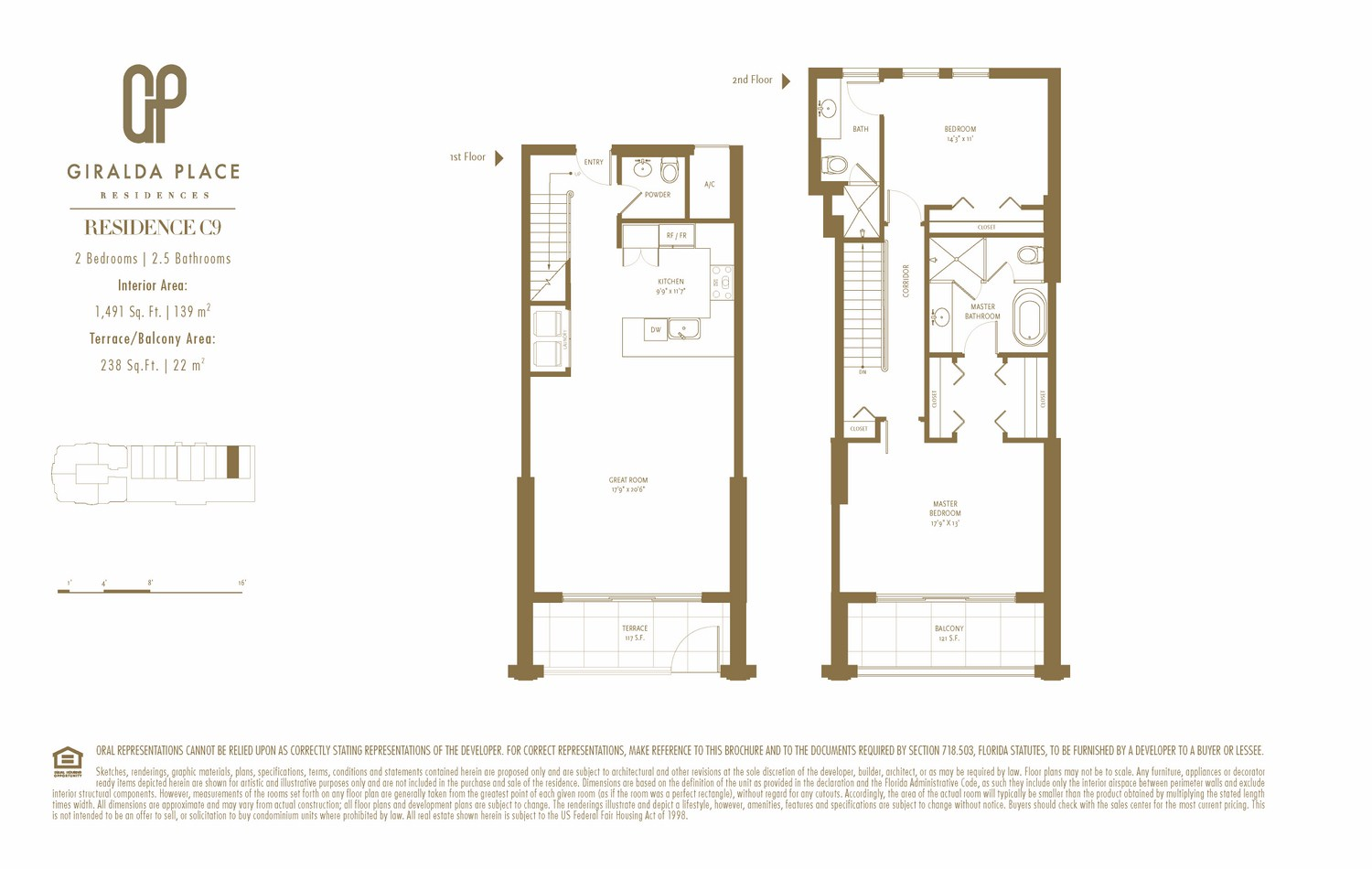 Giralda Place - Floorplan 12