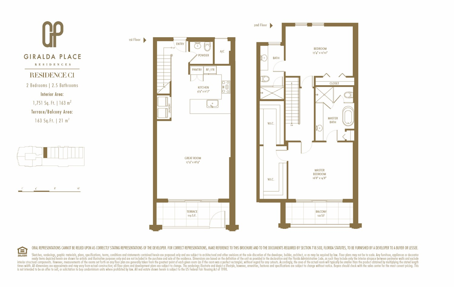 Giralda Place - Floorplan 14