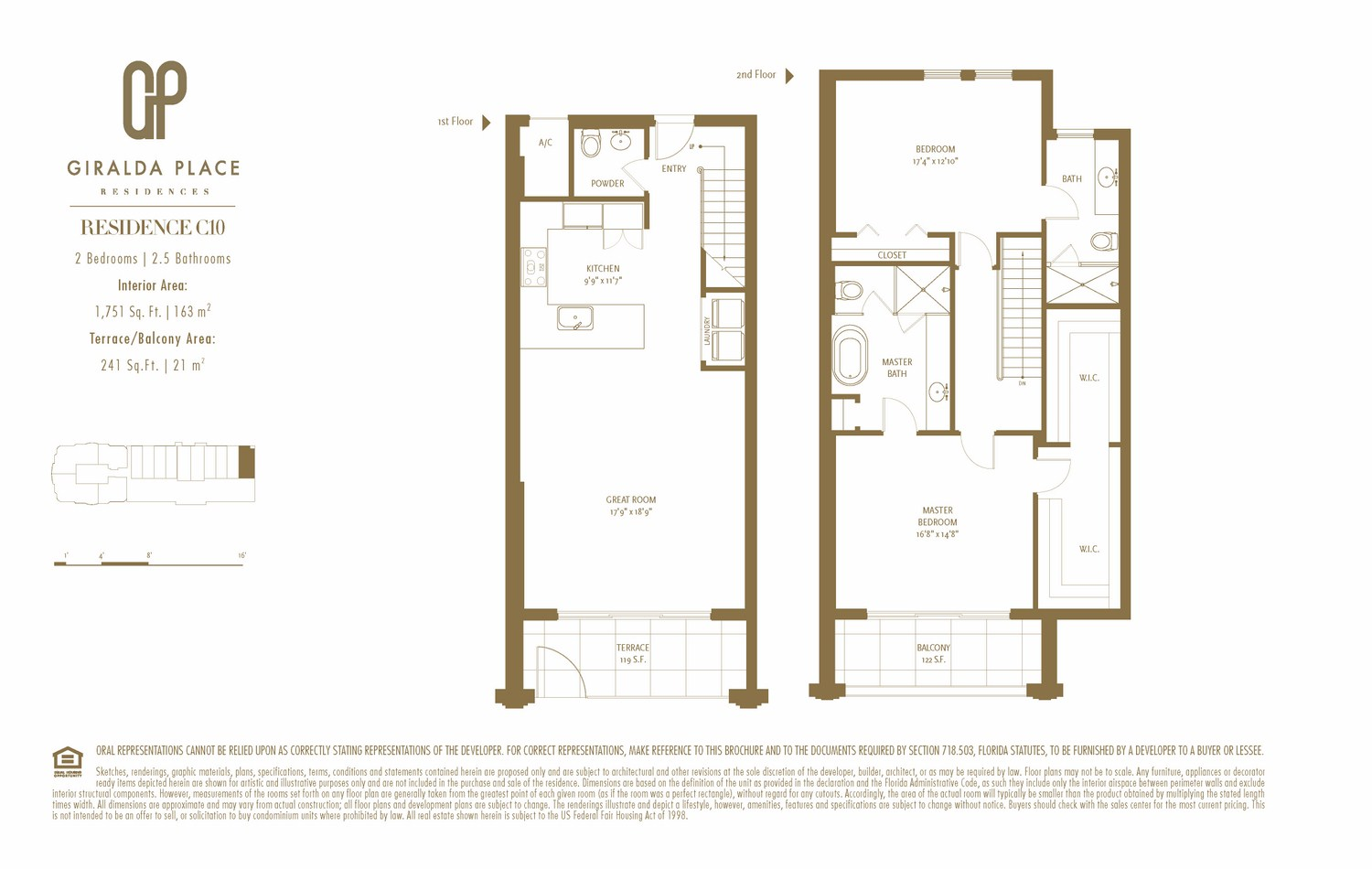 Giralda Place - Floorplan 16