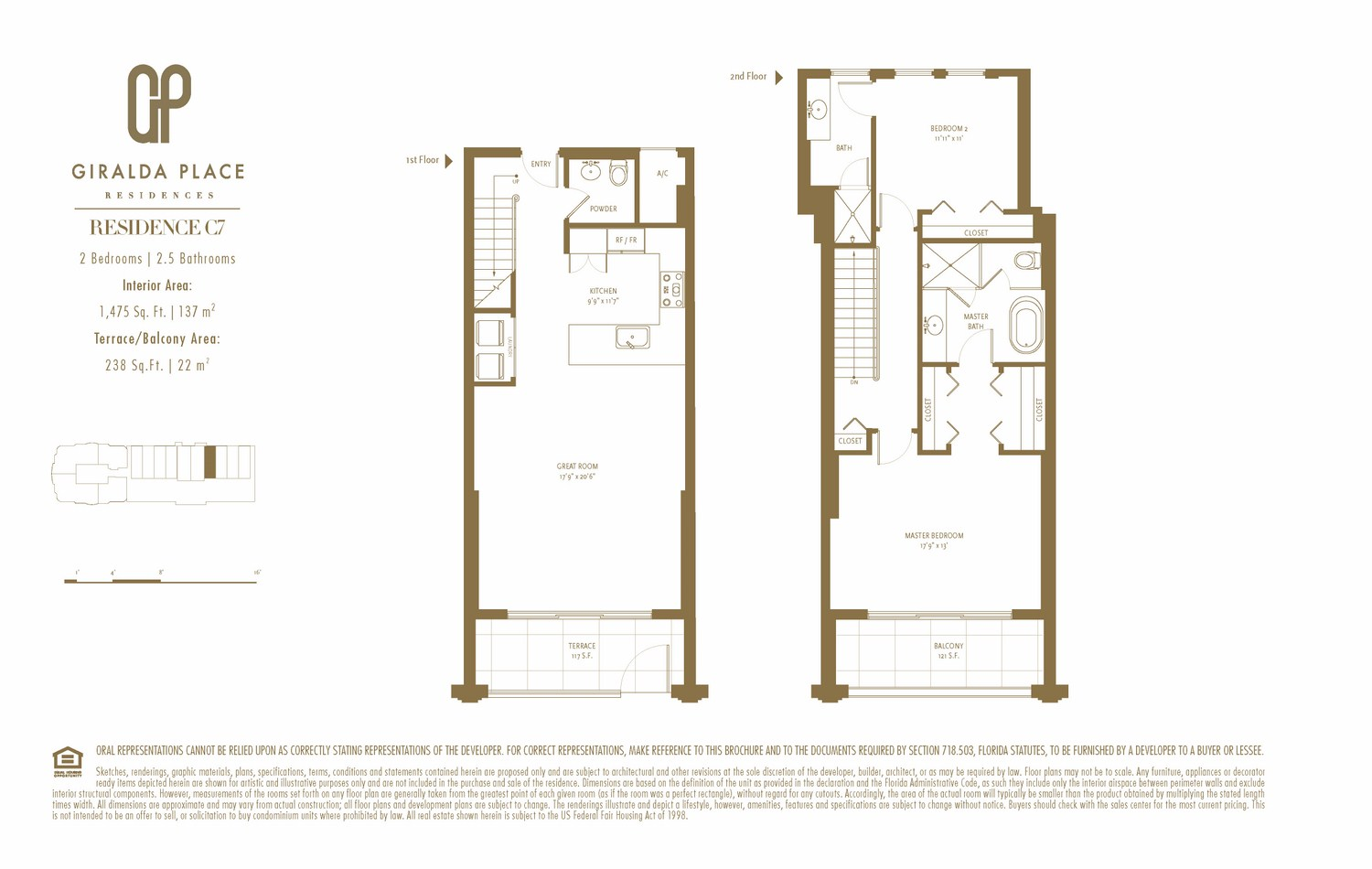 Giralda Place - Floorplan 18