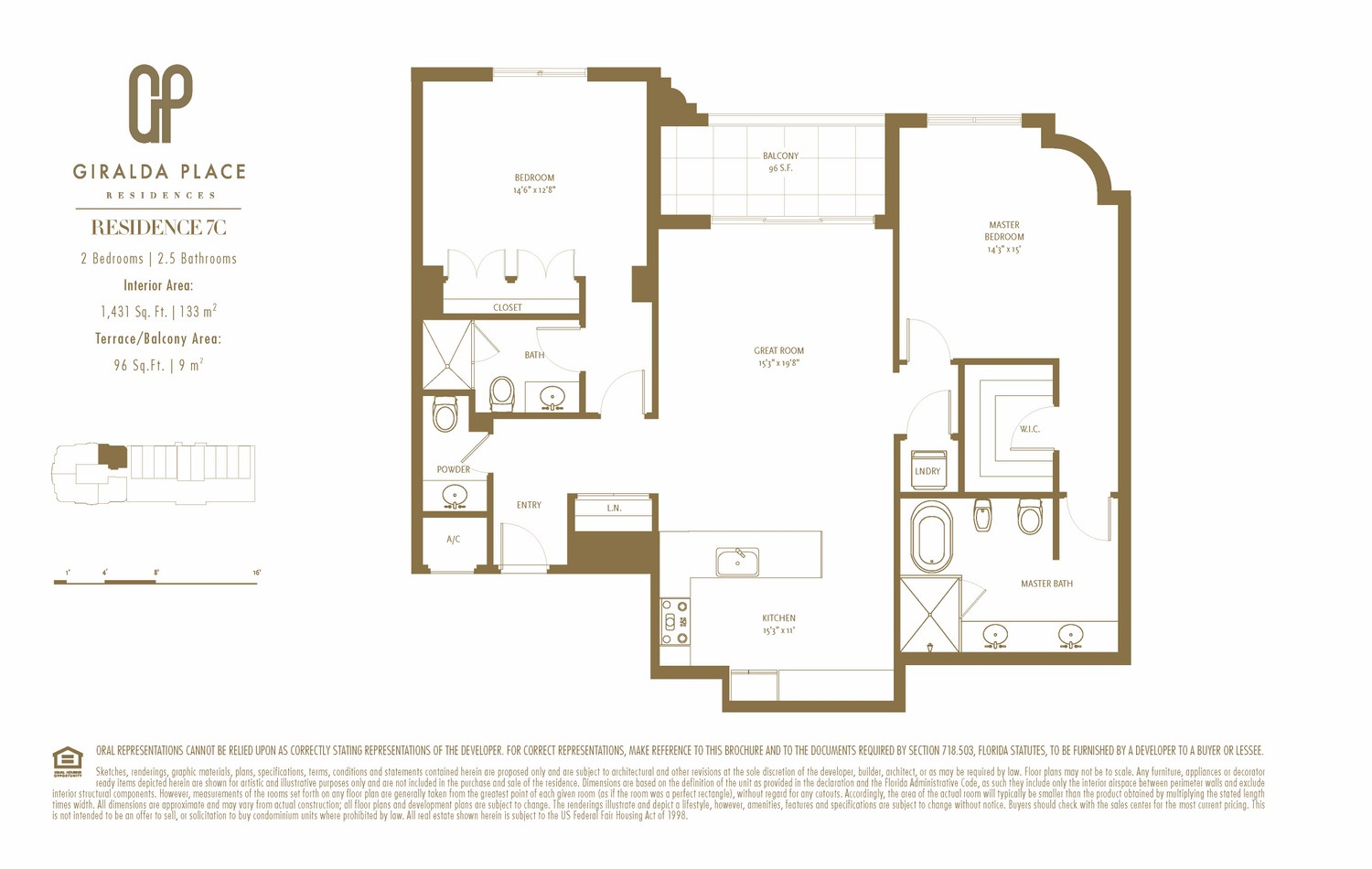 Giralda Place - Floorplan 3