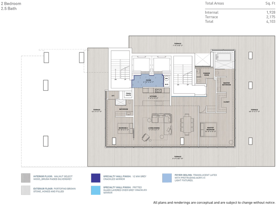 Glass - Floorplan 1