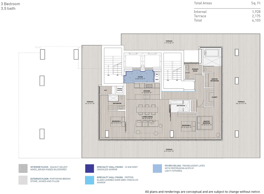 Glass - Floorplan 2