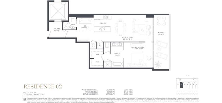 Gran Paraiso - Floorplan 2