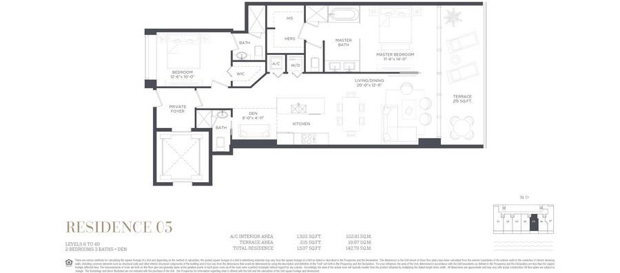 Gran Paraiso - Floorplan 5