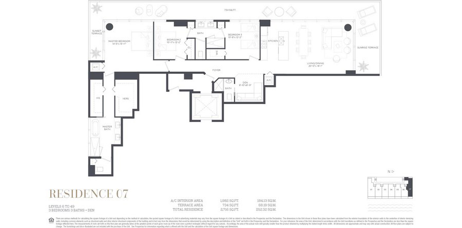 Gran Paraiso - Floorplan 8