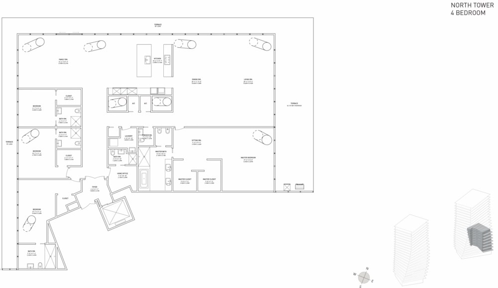 Grove At Grand Bay - Floorplan 3