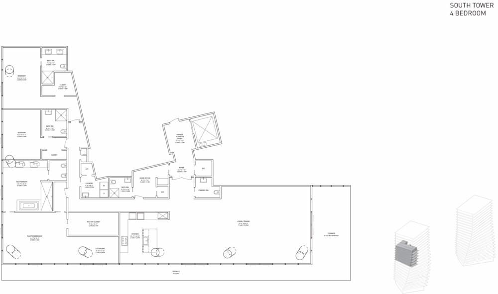 Grove At Grand Bay - Floorplan 5