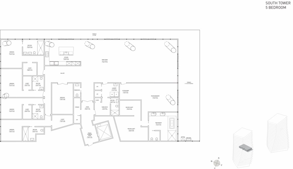 Grove At Grand Bay - Floorplan 7