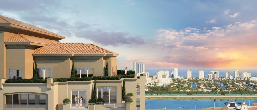 Gulfstream Park Tower Hallandale Beach New Condos For