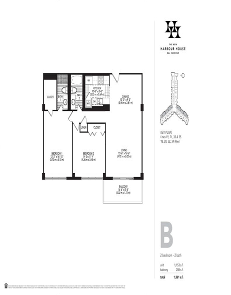 Harbour House - Floorplan 2