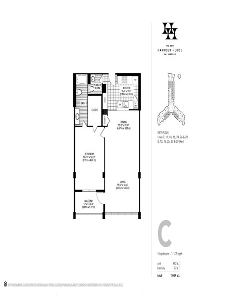 Harbour House - Floorplan 3