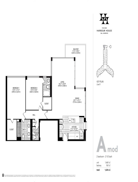 Harbour House - Floorplan 4