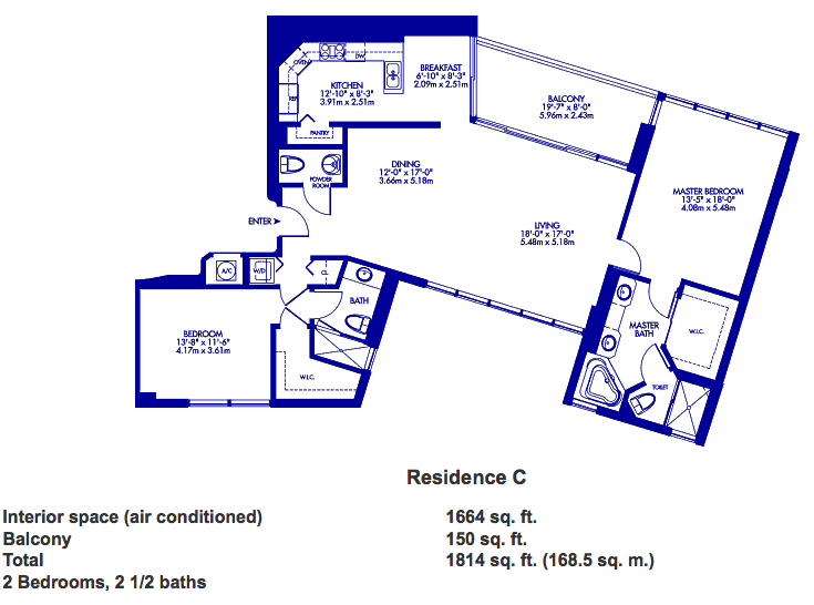 Hidden Bay - Floorplan 2