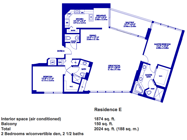 Hidden Bay - Floorplan 3