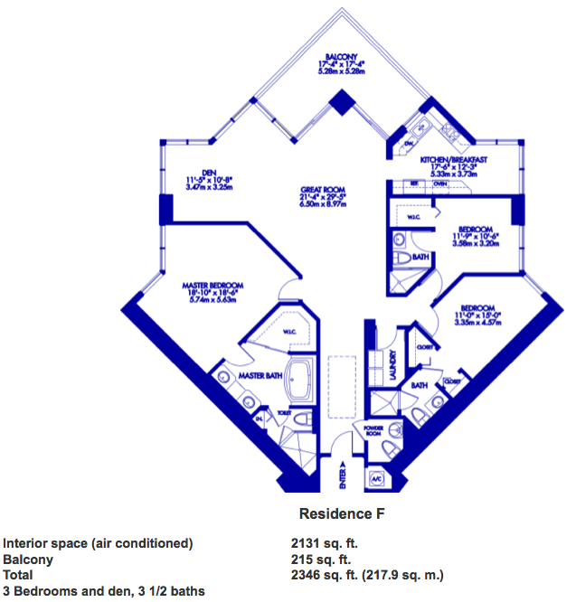 Hidden Bay - Floorplan 4