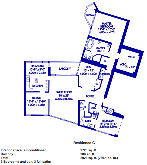 Hidden Bay - Floorplan 5
