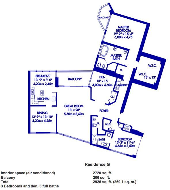 Hidden Bay - Floorplan 5