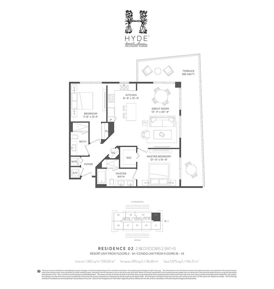 Hyde Beach House - Floorplan 2