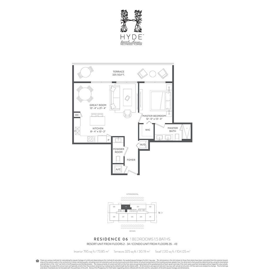 Hyde Beach House - Floorplan 3