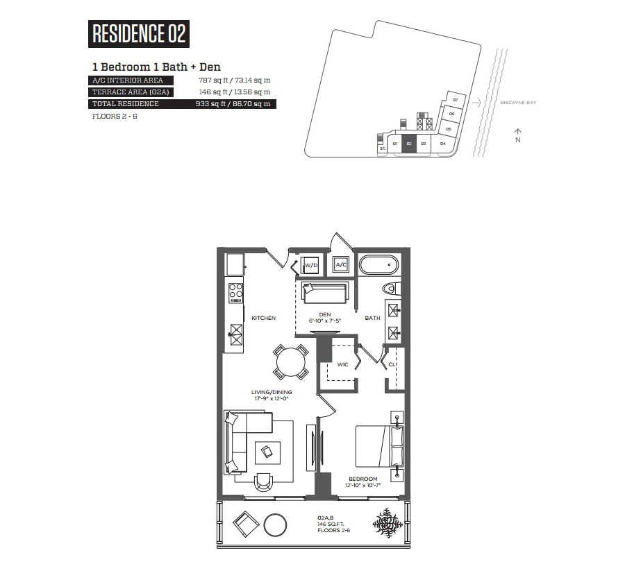 Hyde Midtown - Floorplan 3