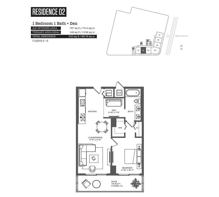 Hyde Midtown - Floorplan 3