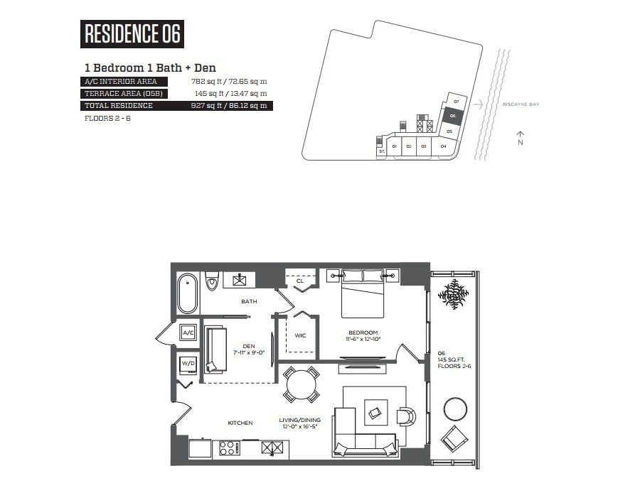 Hyde Midtown - Floorplan 4