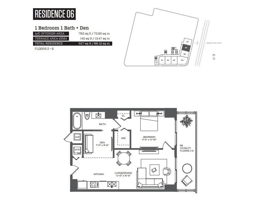 Hyde Midtown - Floorplan 4