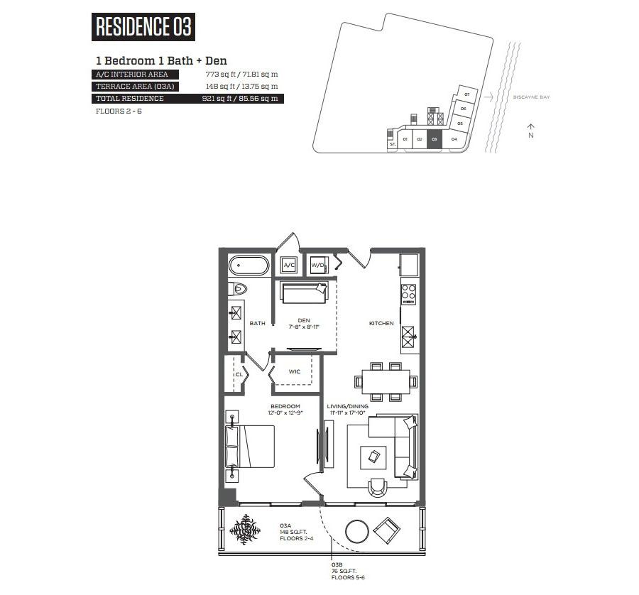 Hyde Midtown - Floorplan 5