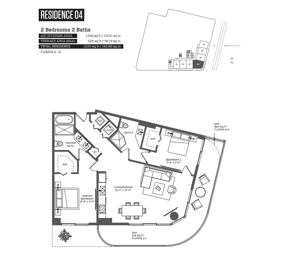 Hyde Midtown - Floorplan 7