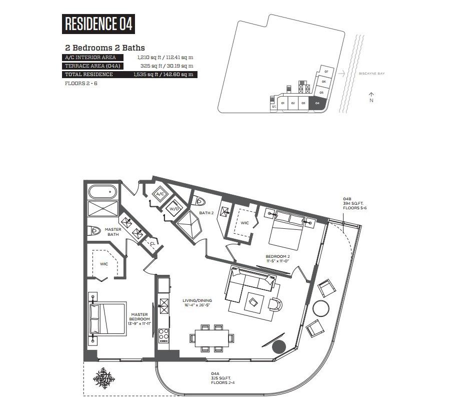 Hyde Midtown - Floorplan 7