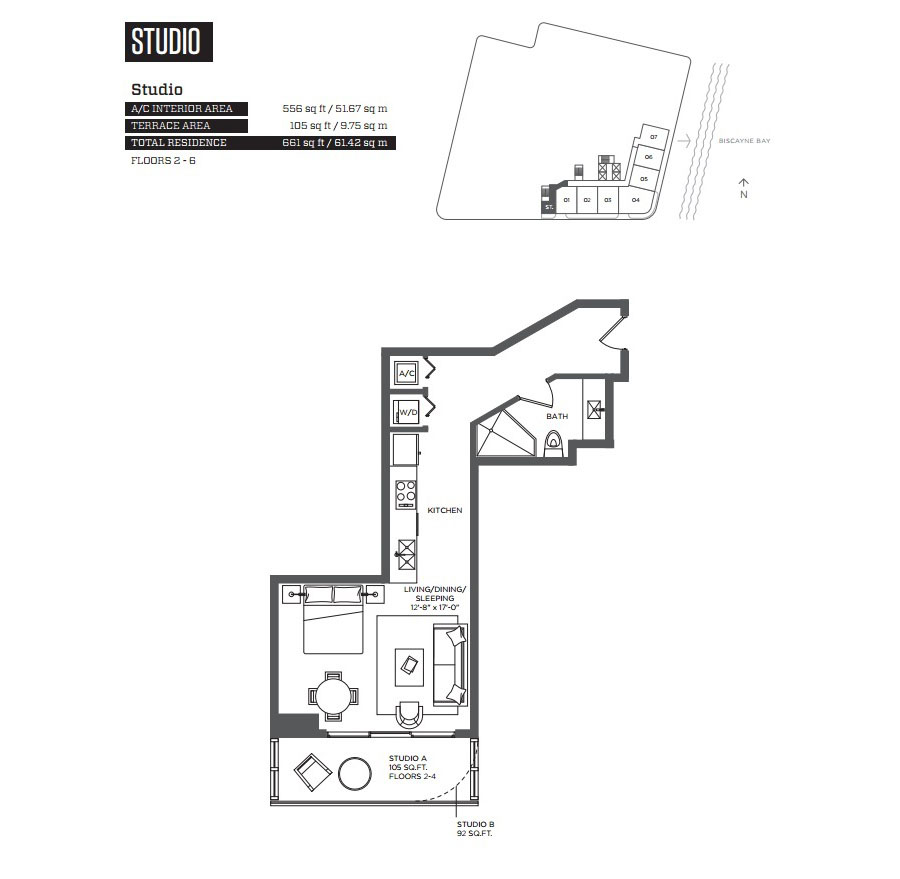 Hyde Midtown - Floorplan 8