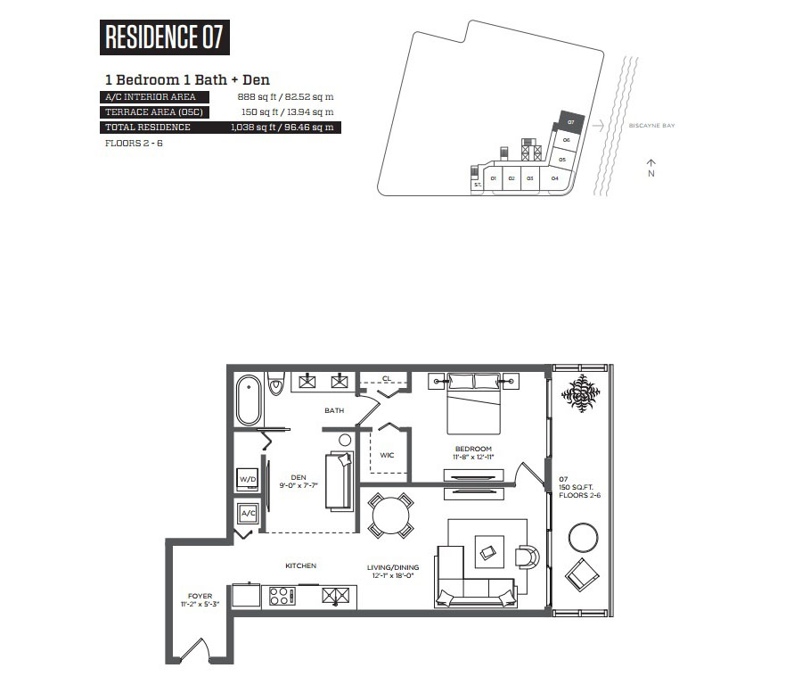 Hyde Midtown - Floorplan 9