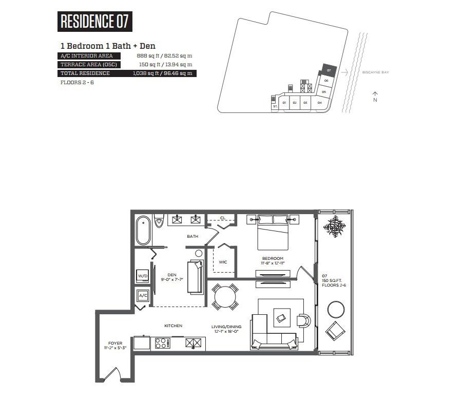 Hyde Midtown - Floorplan 9