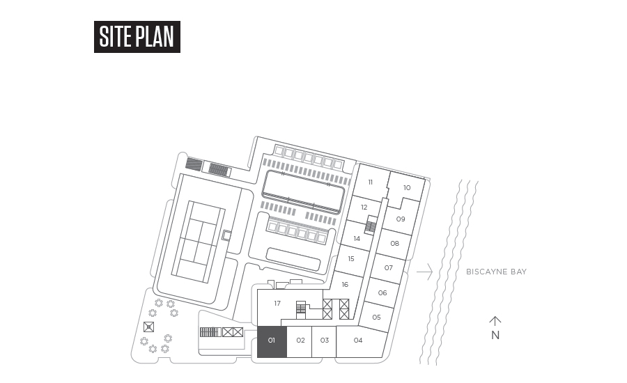 Hyde Midtown - Floorplan 1