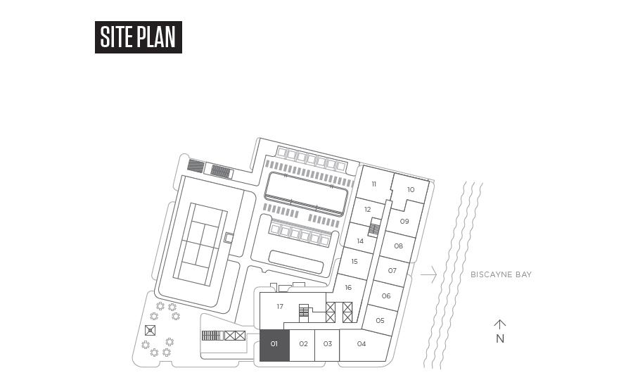 Hyde Midtown - Floorplan 1
