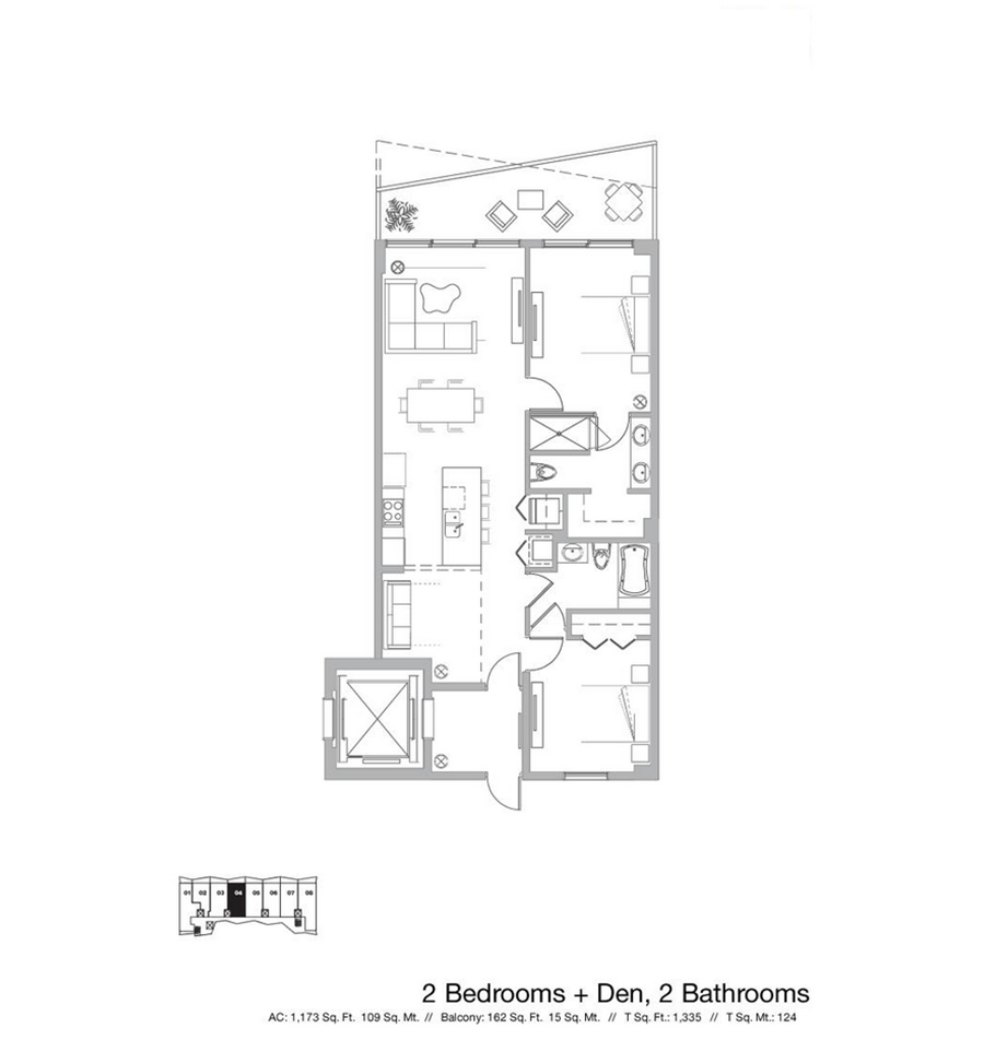 Icon Bay - Floorplan 2