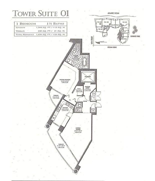 Il Villaggio - Floorplan 1