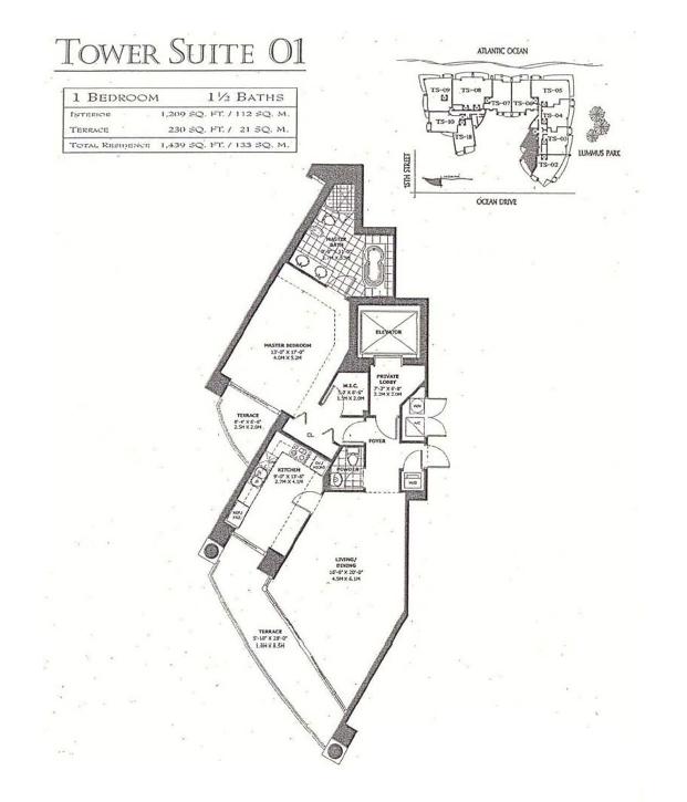 Il Villaggio - Floorplan 2